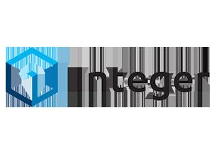 Colored integer logo